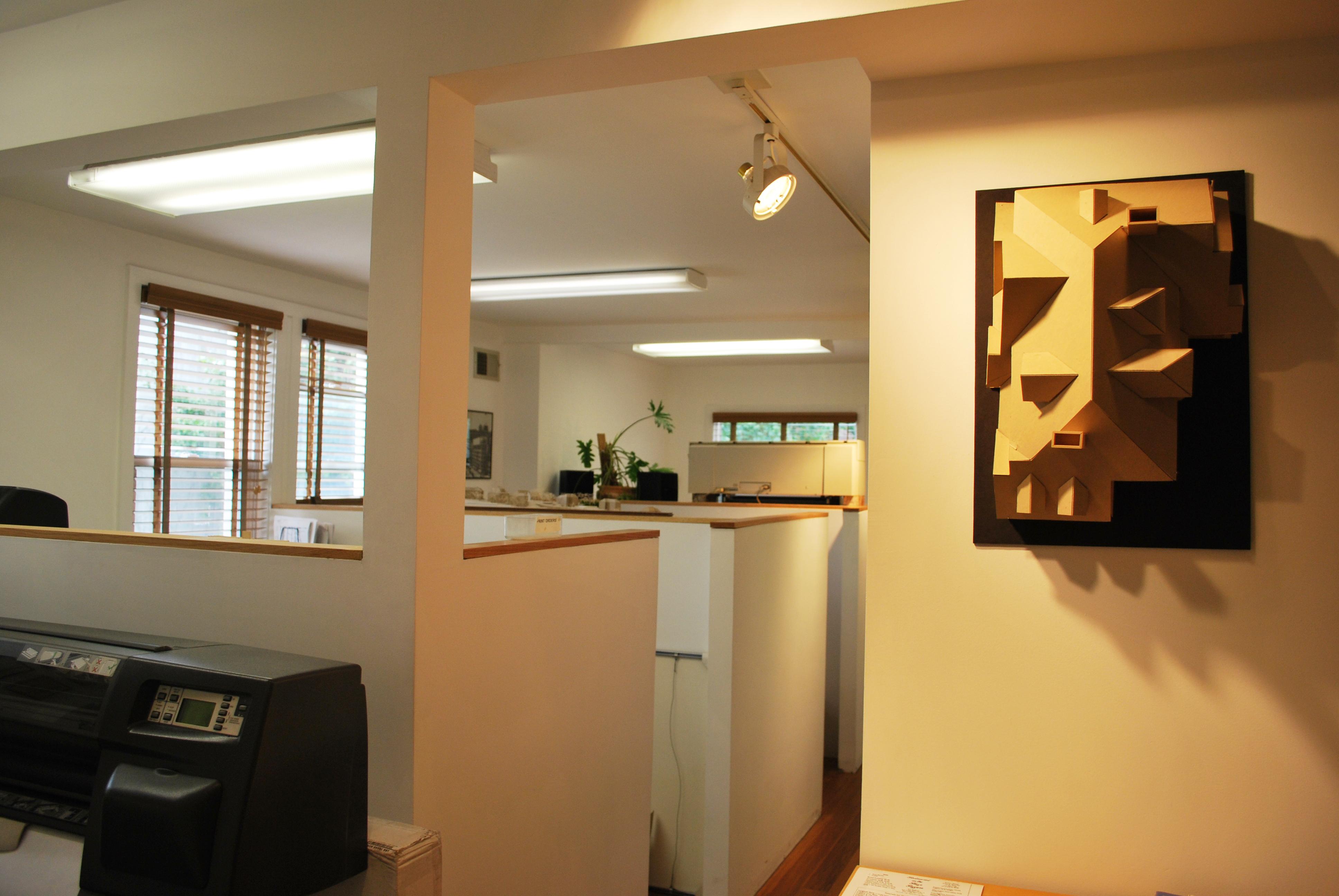 Sunrise Kitchen Cabinets Office Interior Photo 2 Joseph M Morace A I A Architect